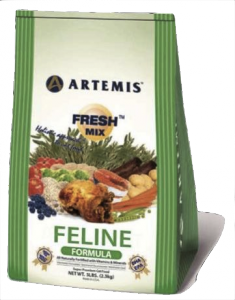 Artemis Super Premium Fresh Mix Feline Formula